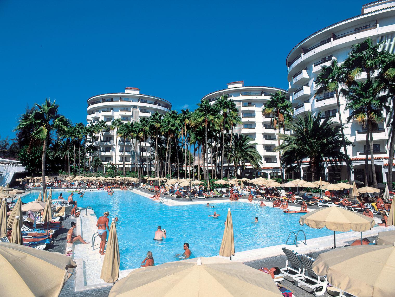 Hotel Rondo In Playa Del Ingles